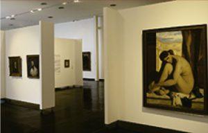 Sala permanente artista Papety
